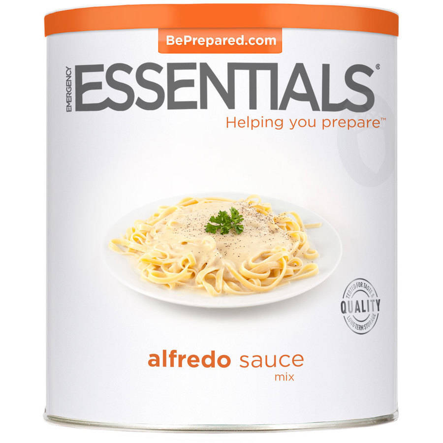 Emergency Essentials Alfredo Sauce Mix, 56 oz by Emergency Essentials