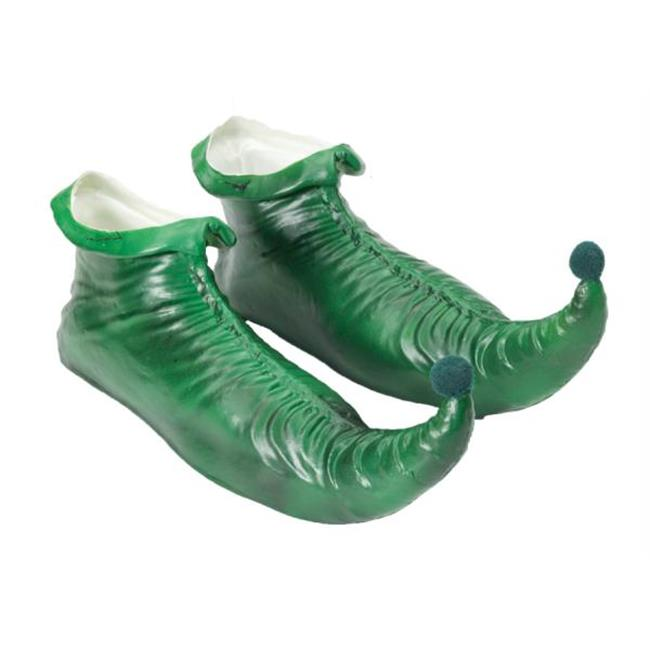 Costumes for all Occasions FM51731 Elf Shoes Green
