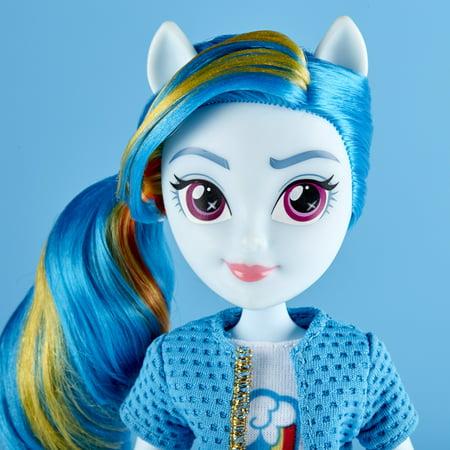Best My Little Pony Equestria Girls Rainbow Dash Classic Style Doll deal
