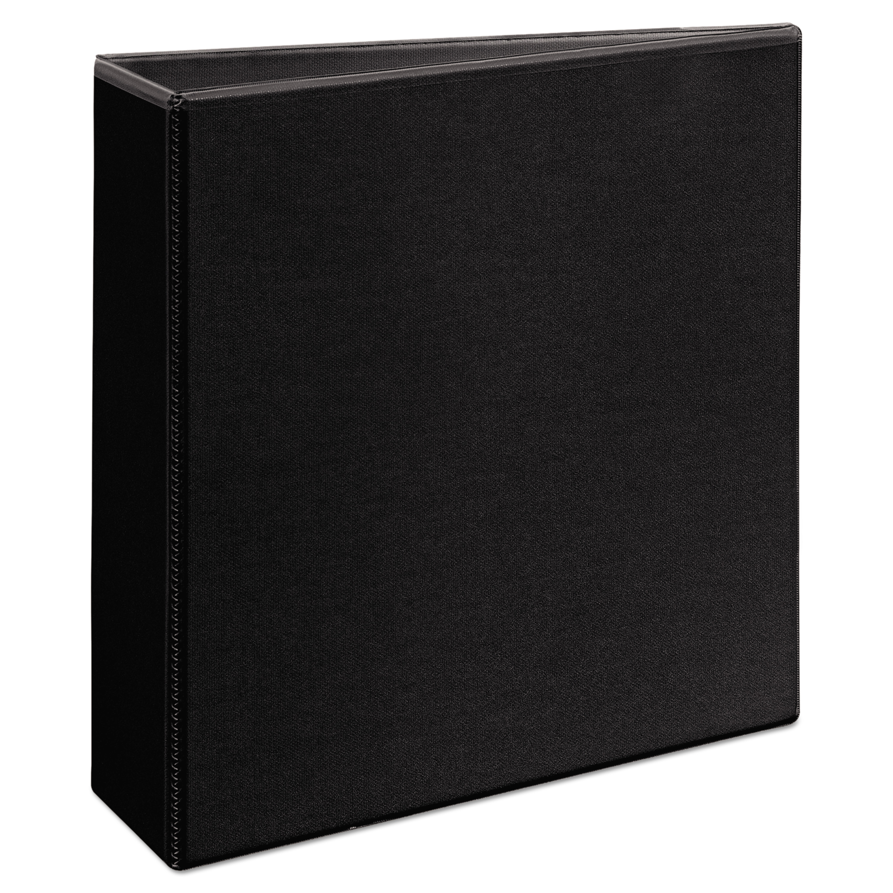 Avery Durable View Binder with Slant Rings, 11 x 8 1/2, Black, 3 inch Capacity