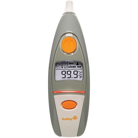 Safety 1st Fever Light Ear Thermometer Walmart