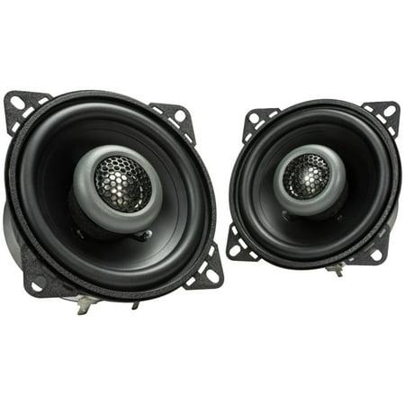 MB Quart FKB110 Formula Series 2-Way Coaxial Speakers (4