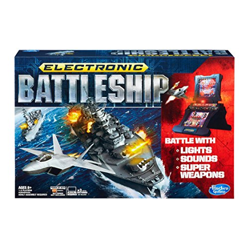 Electronic Battleship Game by Hasbro by
