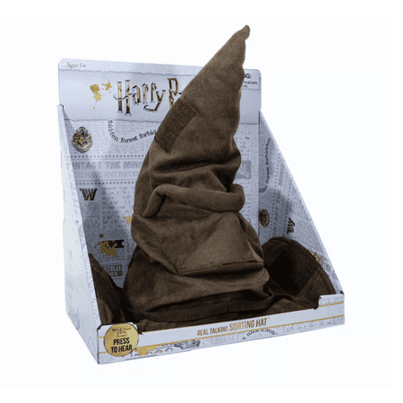 Best Harry Potter Talking Sorting Hat deal