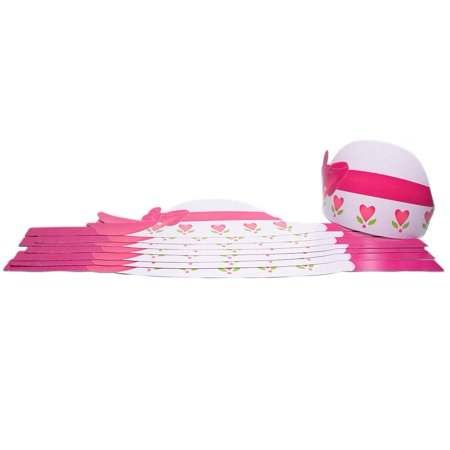 Tea Party Paper Hats - Tea Party Hats
