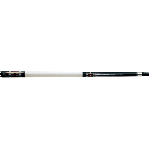 5280 Pool Cues Mile High Pool Cue in Ebony Stained with Pearly by 5280 Pool Cues