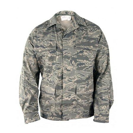 Men's ABU Airmans Battle Uniform Army Tactical Coat - Tiger Stripe F5425 Police Tactical Uniforms