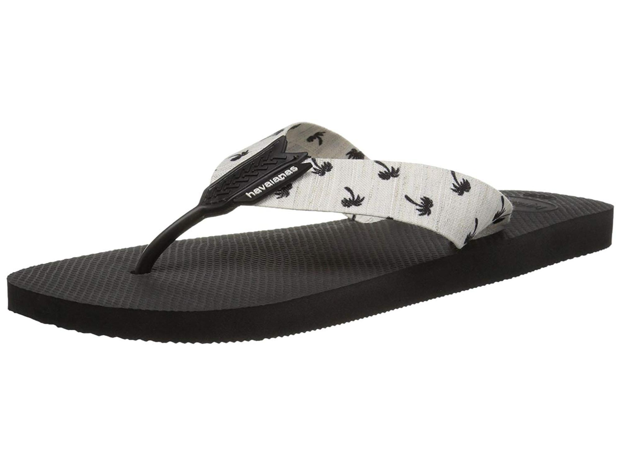 a8e29b805715cf Havaianas Men s Urban Series Sandal Black White
