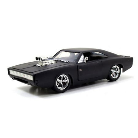 Prime Fast Furious Doms Dodge Charger R T Car Toys Matte Black Edition 8 Years Above Theyellowbook Wood Chair Design Ideas Theyellowbookinfo