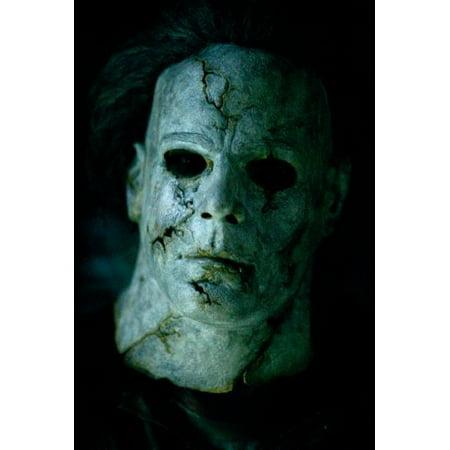 Michael Myers Halloween Movie Poster 11x17 - Halloween The Revenge Of Michael Myers