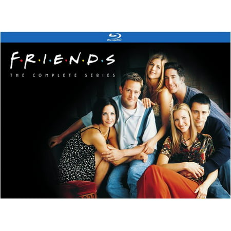 Friends  The Complete Series Collection  Blu Ray