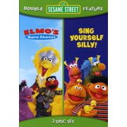 Sing Yourself Silly / Elmo's Musical Adventure (DVD)