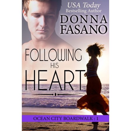 Following His Heart (Ocean City Boardwalk Series, Book 1) -