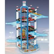 Theo Klein 5-Level Car Park Garage Play Set