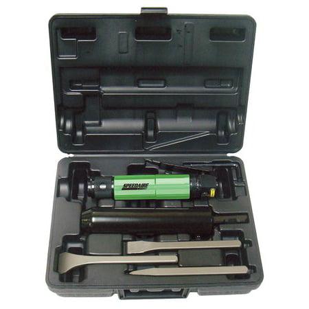 """Speedaire 12V732 Needle Scaler Kit 16-1/2""""L 1-19/64"""" Stroke"""