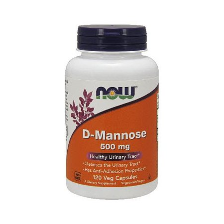 Now Foods D Mannose Review