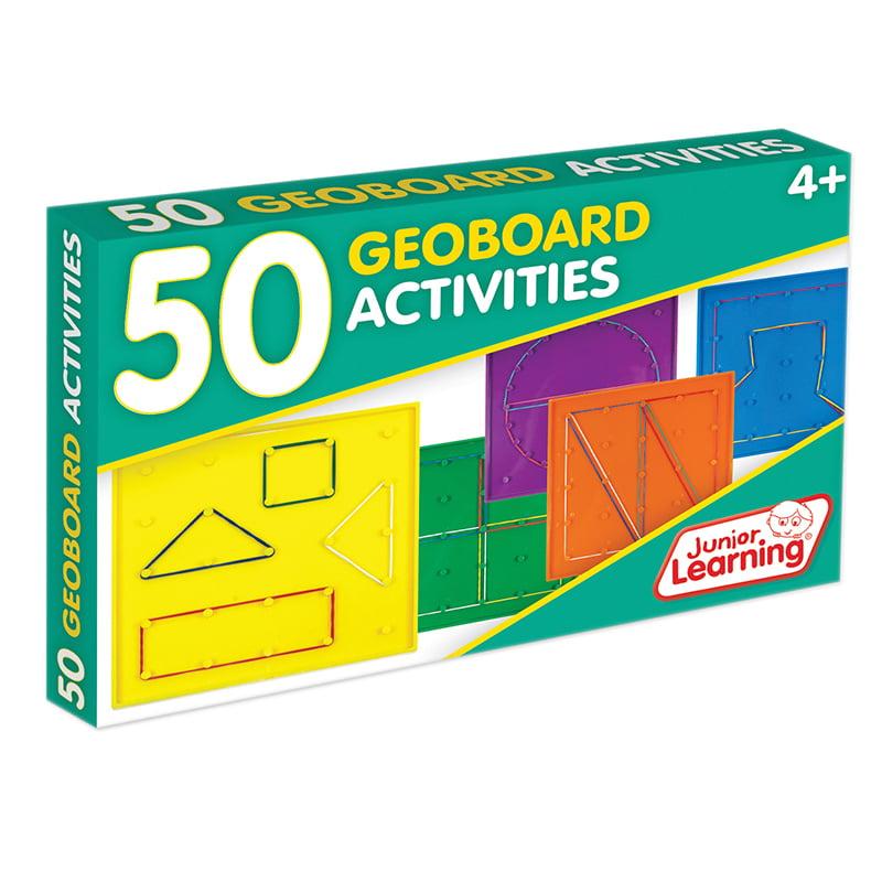 50 GEOBOARDS ACTIVITIES