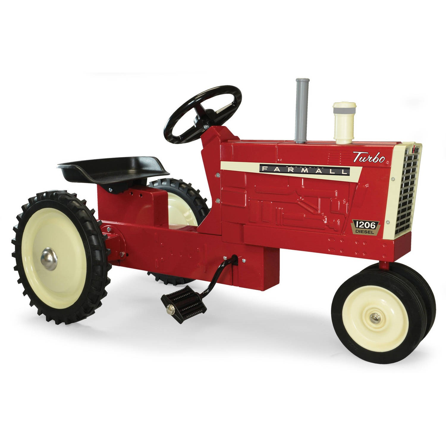 ERTL Farmall Pedal Tractor, Red