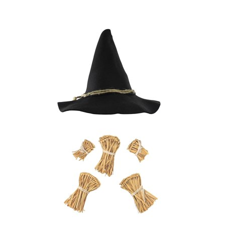 Nicky Bigs Novelties Scarecrow Costume Kit, One Size](Novelty Costume)