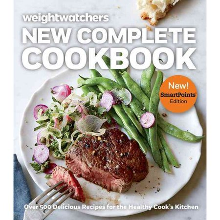 Weight Watchers New Complete Cookbook  Smartpoints Edition
