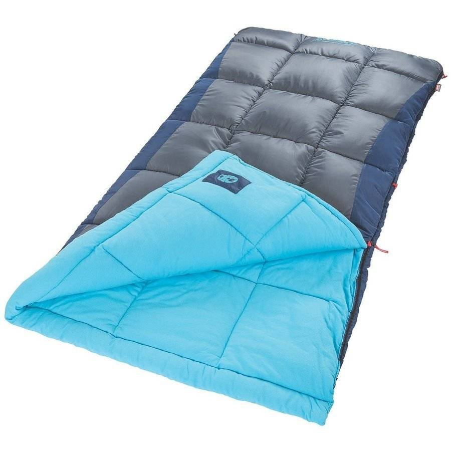 Coleman Heaton Peak 30 Regular Sleeping Bag by COLEMAN