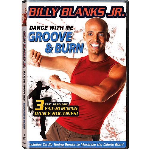 Billy Blanks, Jr.: Dance With Me - Cardio Fit (Widescreen)