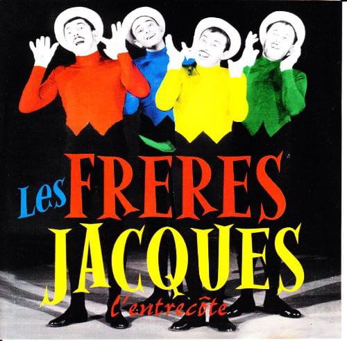 Les Freres Jacques L'Entrecote [CD] by
