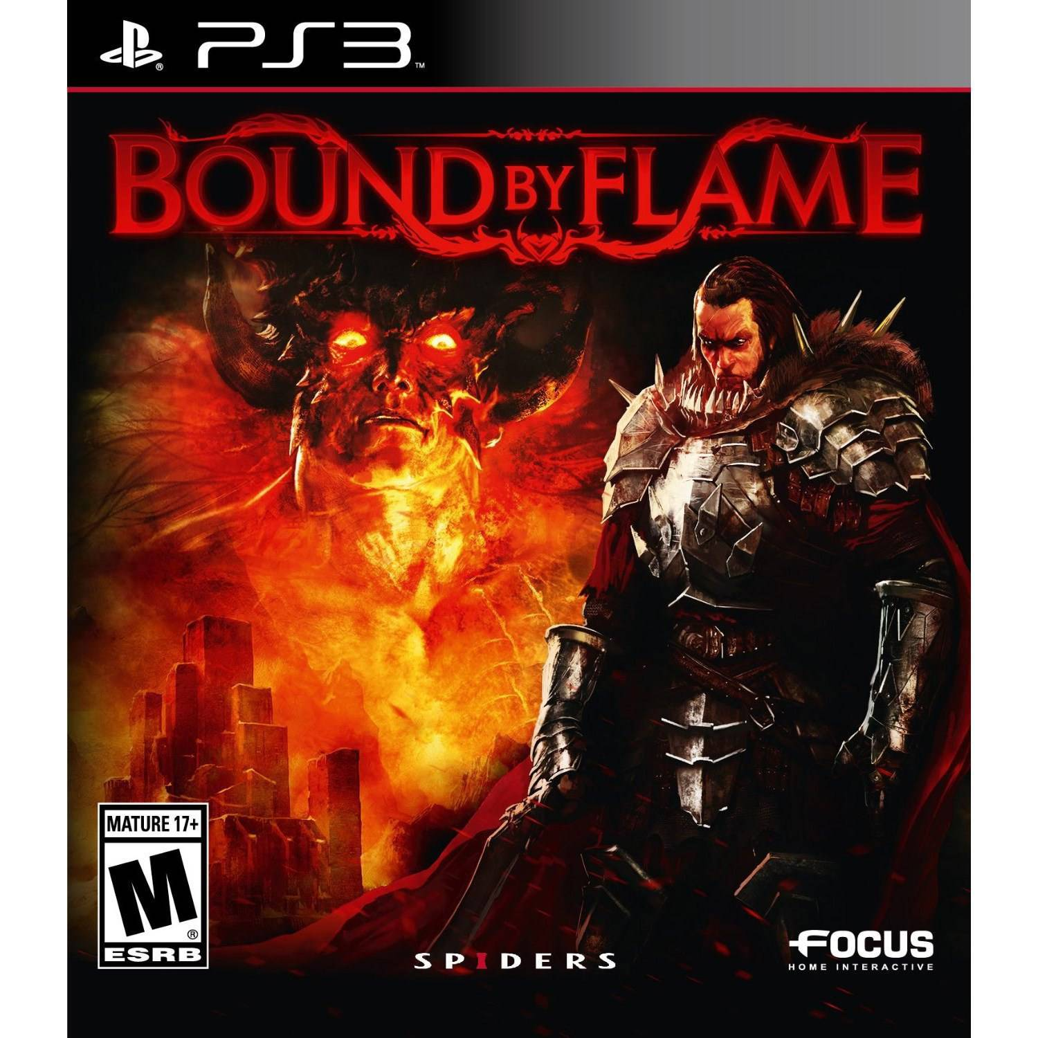 Bound By Flame (Bilingual) (PS3)