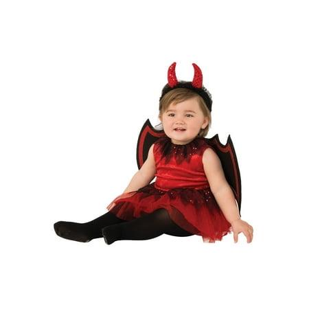 Devil Costume For Halloween (Halloween Little Devil Infant/Toddler)