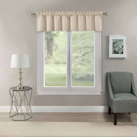 Eclipse Samara Blackout Energy-Efficient Curtain Valance