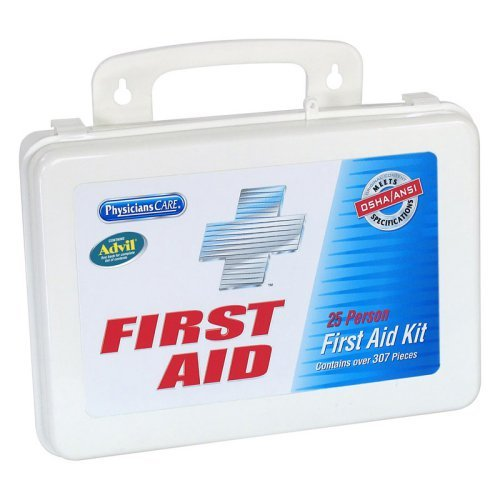 Physicians Care General Use First Aid Kit - 264 Pieces