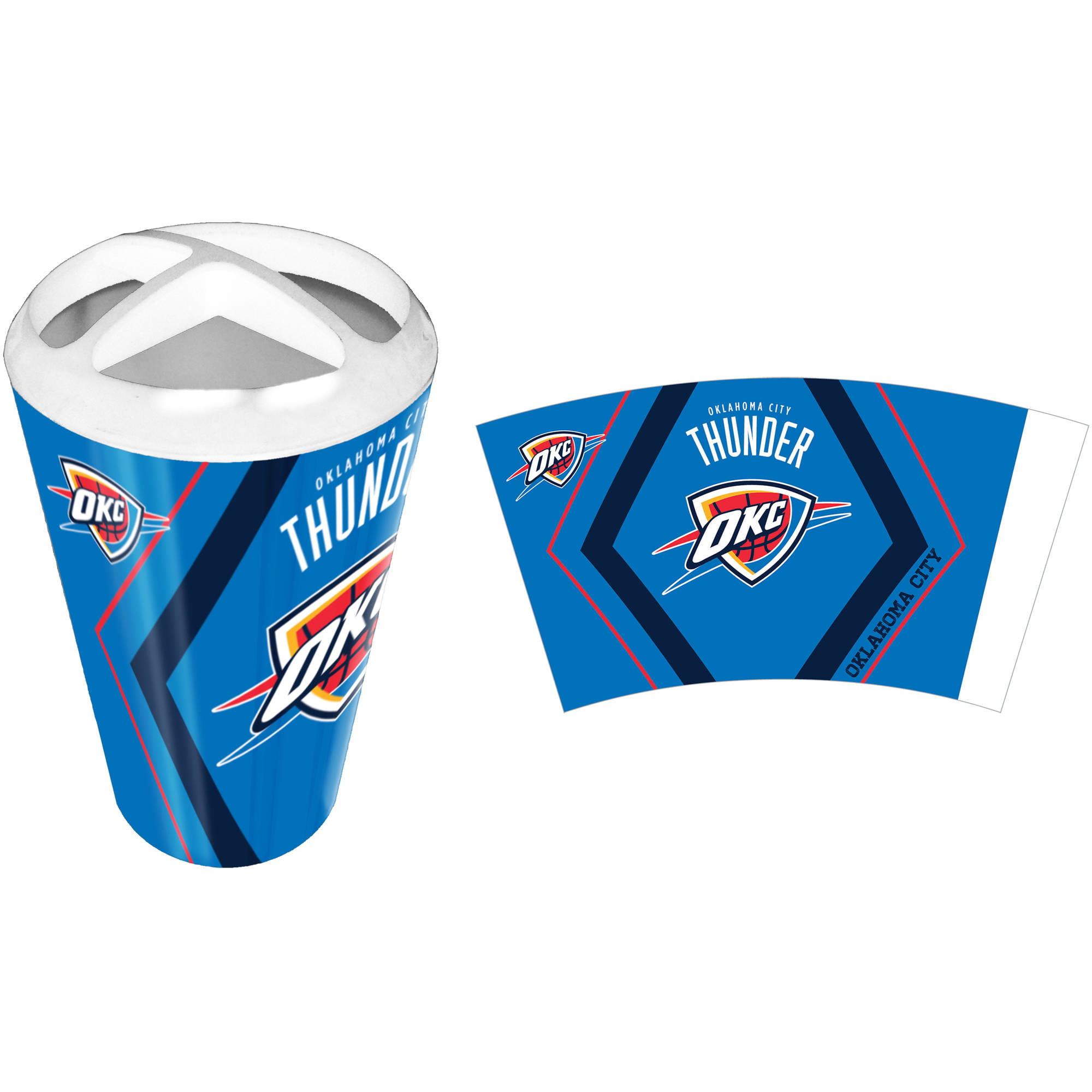NBA Oklahoma City Thunder Toothbrush Holder, 1 Each