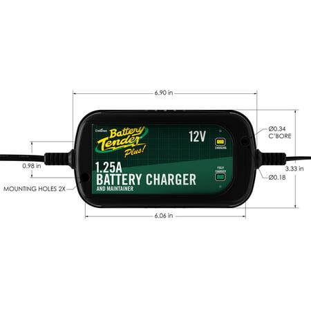 Battery Tender Plus High Efficiency (Deltran Battery Tender)