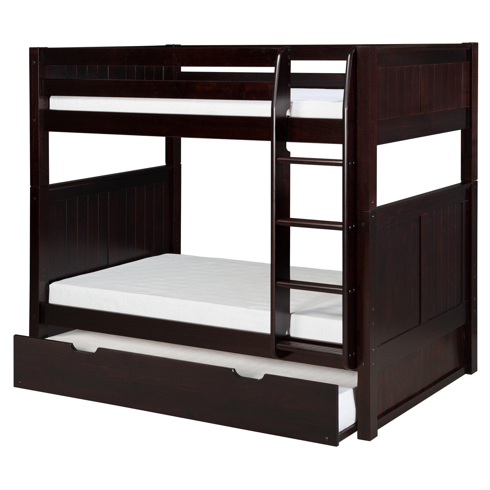 Camaflexi Panel Headboard Twin over Twin Bunk Bed by Eco-Flex