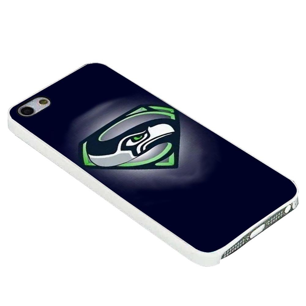 Ganma Super Bowl Seattle Seahawks Usa Case For iPhone Case (Case For iPhone 6 White)
