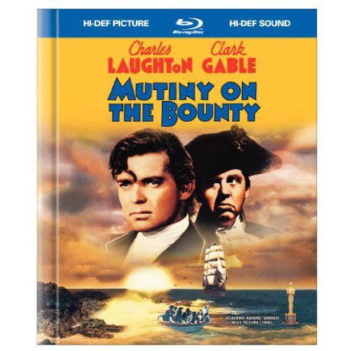 Mutiny On The Bounty (Blu-ray) (Full Frame)