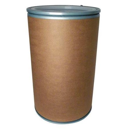 - BASCO FFL21-55PC Fiber Drum,Open Head,55 Gal,Plastic Top G5520566