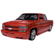 revell '99 chevy silverado custom pickup plastic model kit