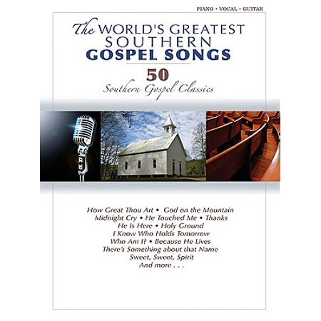 Southern Cross Music Book (The World's Greatest Southern Gospel Songs)