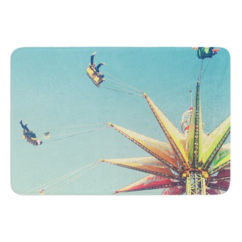 East Urban Home Flying Chairs by Libertad Leal Bath Mat