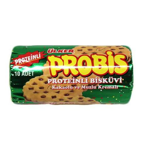 Ülker Probis Mini Sandwich Biscuit (10PK) - -