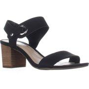 Womens B35 Birdie Block Heel Dress Sandals, Black