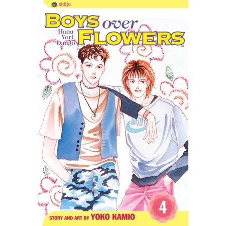 Boys Over Flowers, Vol. 4 - - Boys Over Flowers Usa