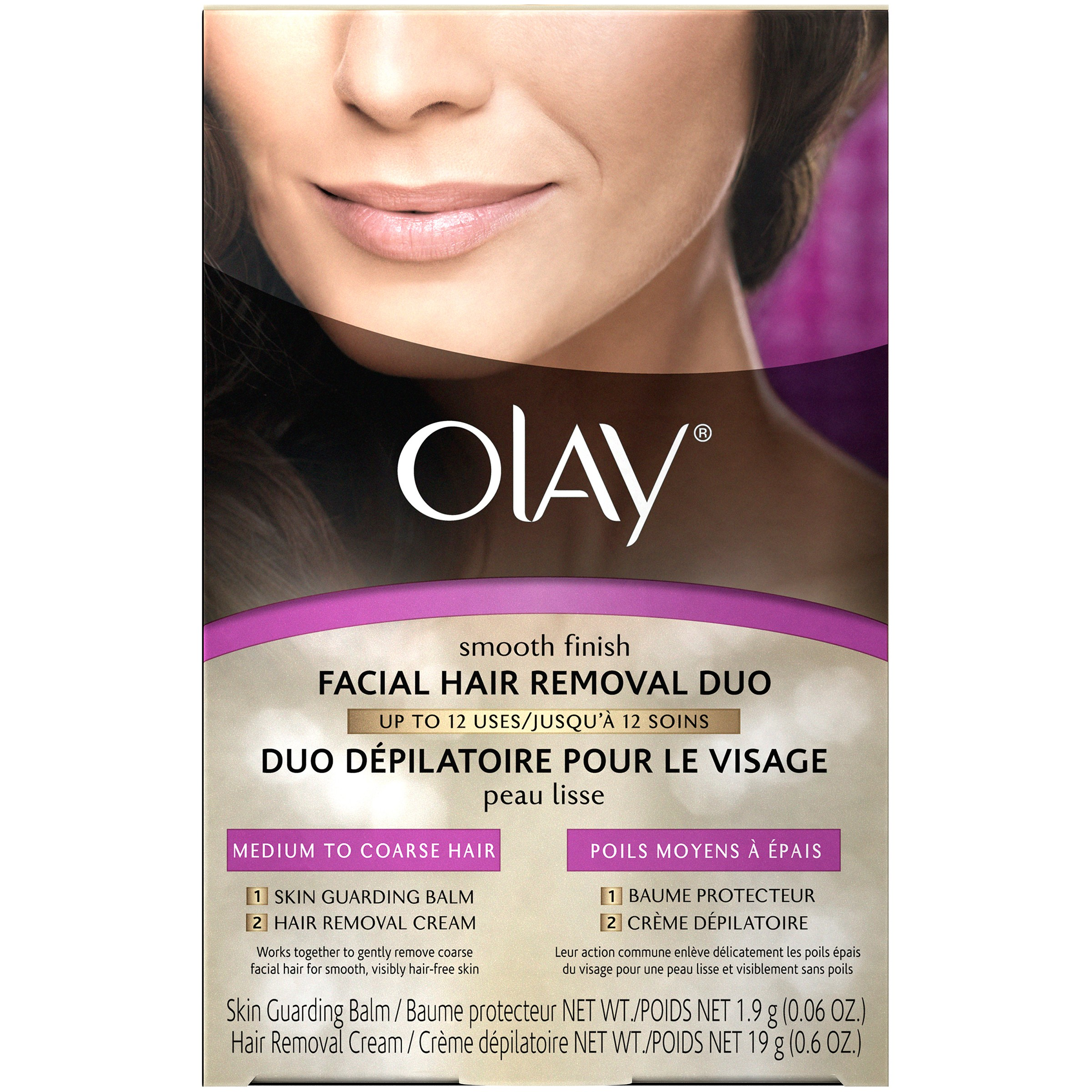 Olay facial hair removal duo walmart