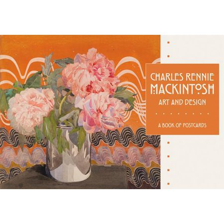 Charles Rennie Mackintosh : Art and Design Book of Postcards