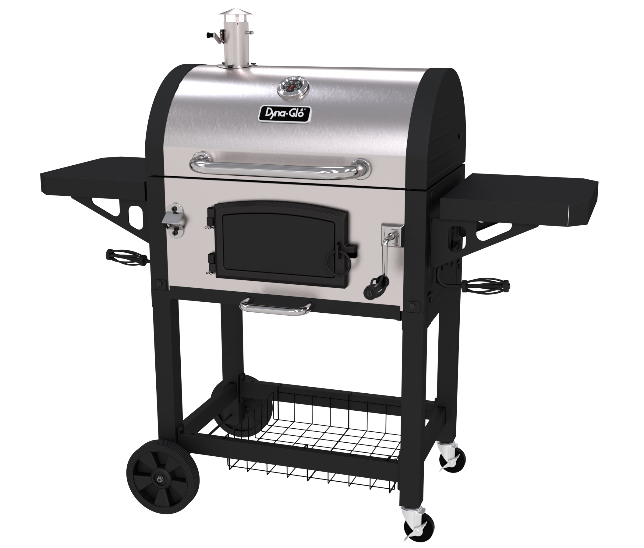 Dyna-Glo DGN486SNC-D Large Premium Charcoal Grill by GHP Group, Inc.