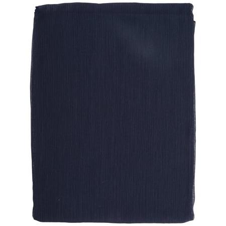 Navy Decor (Better Homes & Gardens® Textured Georgette Sheer Panel)