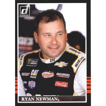 2018 Donruss #136 Ryan Newman Racing Retro 1985 Card