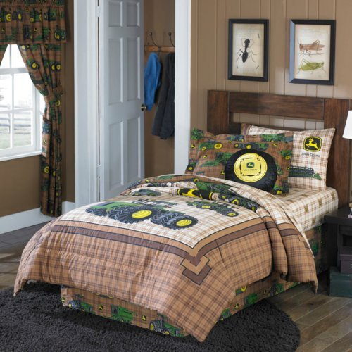 John Deere Traditional Bedding Set