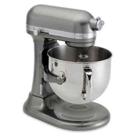 KitchenAid RRKSM7581MS Professional 7-Quart Bowl Largest Lift Stand Mixer  Medallion Silver (CERTIFIED REFURBISHED)
